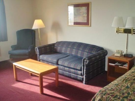 Gaylord, MN: Sitting Area