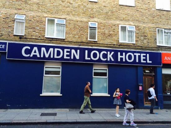 Camden Lock Hotel : Hotel