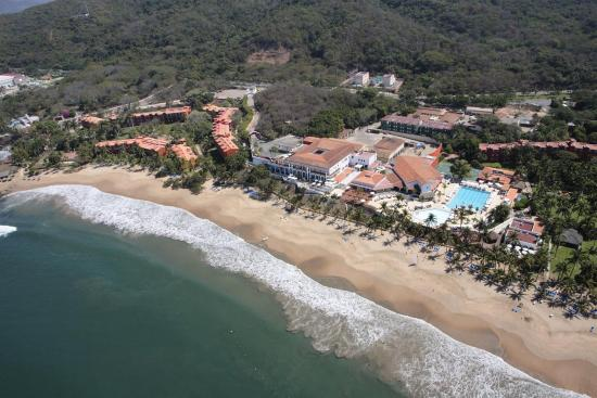 Club Med Ixtapa Pacific: Aerial view
