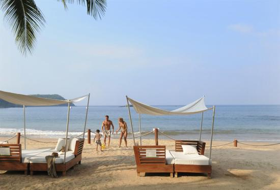 Club Med Ixtapa Pacific: Nice beach