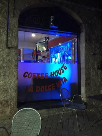 Sant'Eraclio, Ιταλία: Coffee-house  La dolce vita