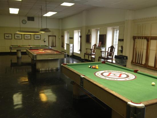 Missouri Athletic Club Hotel Rooms