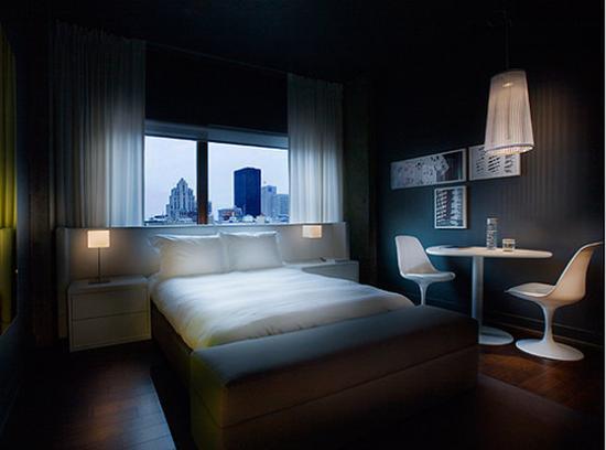 Hotel Zero 1: Guest Room