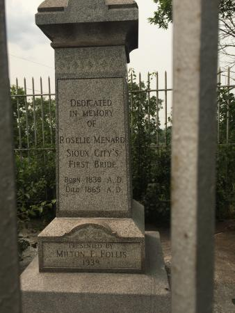 First Brides Grave