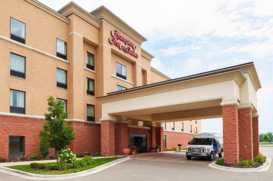 Hampton Inn & Suites Detroit/Chesterfield Township