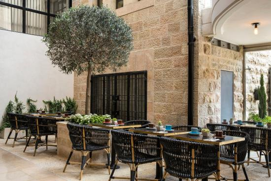 Harmony Hotel Jerusalem - an Atlas Boutique Hotel: Dining area