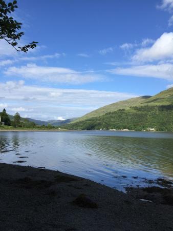Forest Holidays Ardgartan Argyll, Scotland