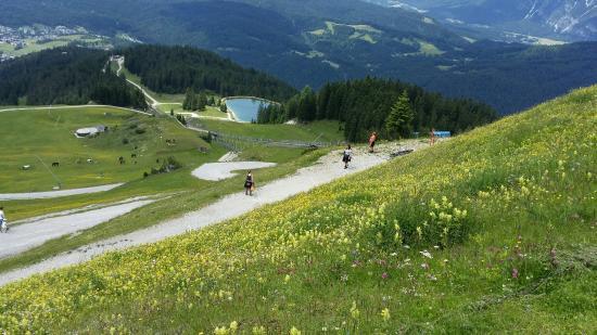 Seefeld in Tirol, Österreich: Rosshutte