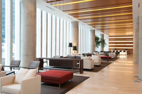 Atton San Isidro : Lobby