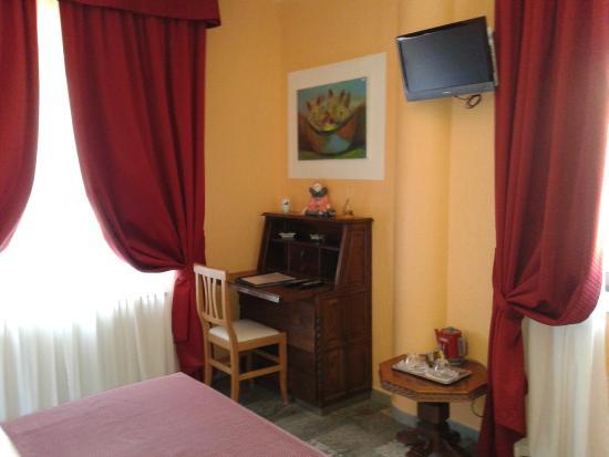 Le Charaban: Habitaciones confortables y cuidadas