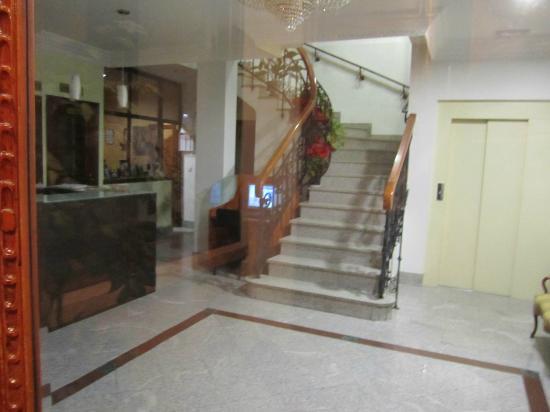 Hotel Las Nieves: отель