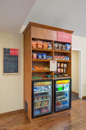 "TownePlace Suites Portland Hillsboro: Our ""In a Pinch"" market offers snacks and beverages"