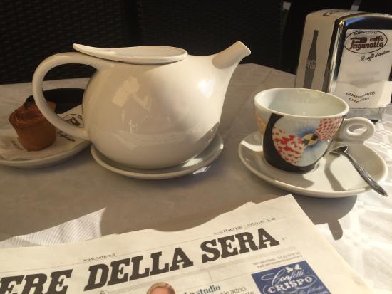 Come Sinatra Cafe: Cafe