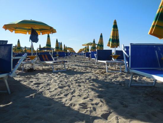 La spiaggia picture of bagno marconi 20 cesenatico tripadvisor
