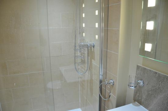 The Elmdene: Shower cubicle