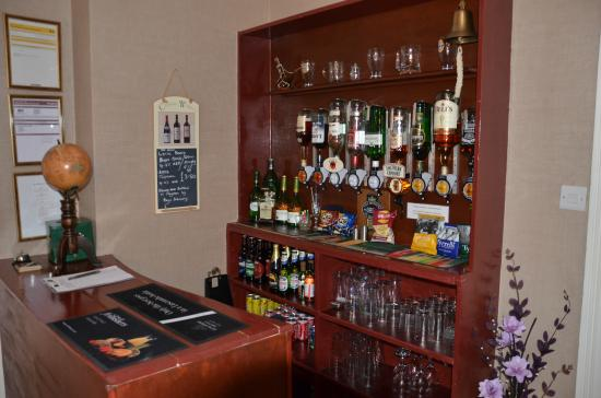 The Elmdene: Honesty Bar... Brilliant