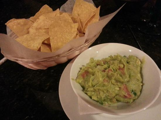 Garibaldi Mexican Restaurant: Guacamole