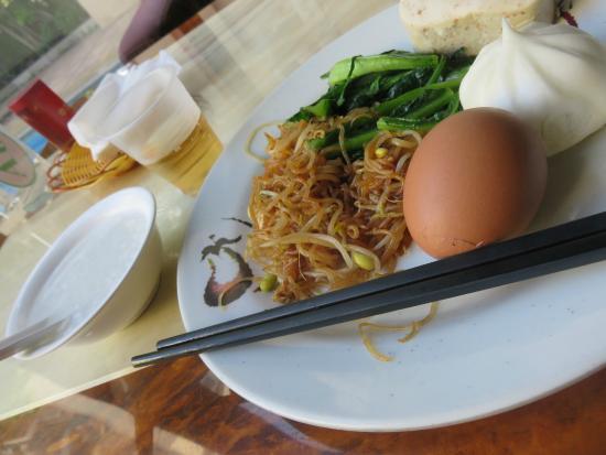 Sinoexcel Hotel: 朝食
