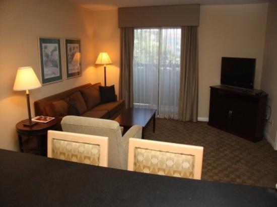 HYATT house Cypress/Anaheim: Suite