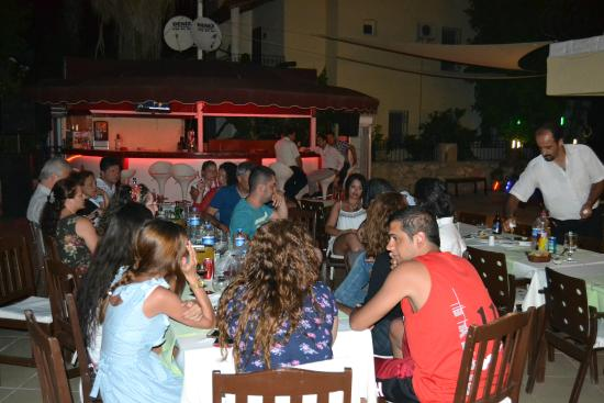 Sevi Classic Hotel : Eğlence Private Night
