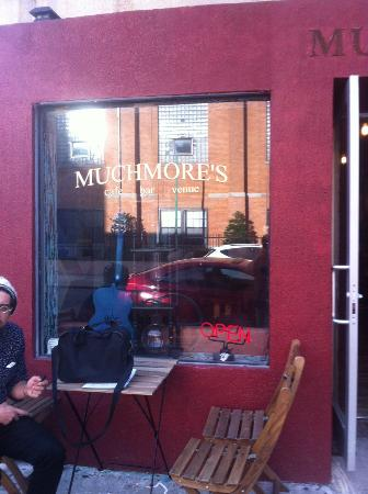Photo of Restaurant Muchmores Cafe at 2 Havemeyer St, Brooklyn, NY 11211, United States
