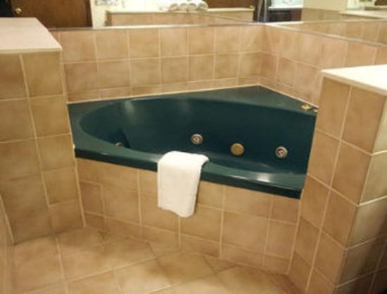 Knights Inn Lenoir City: Hot Tub