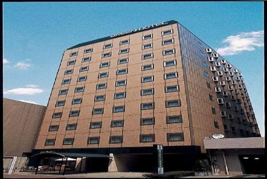 Hakata Green Hotel Tenjin: Exterior