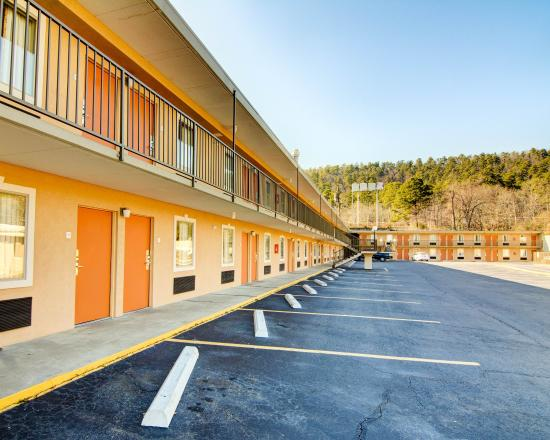 Red Roof Inn Hot Springs : ARExterior