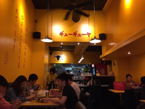 Photo of Japanese Restaurant Gyugyuya at 177 Dundas St W, Toronto M5G 1C7, Canada