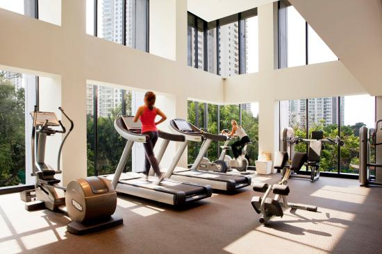 8 on Claymore Serviced Residences: Gymnasium