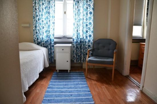 Drottning Victorias Orlogshem: Guest Room