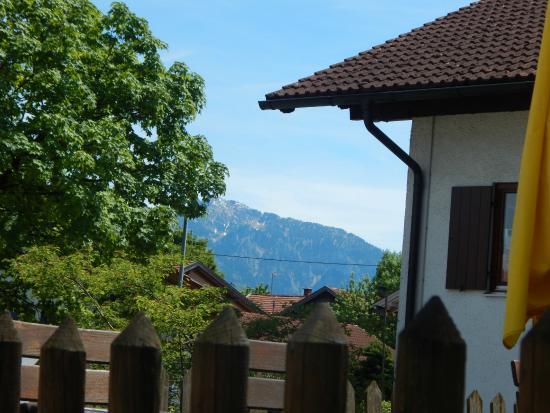 Gasthof Rössle: view