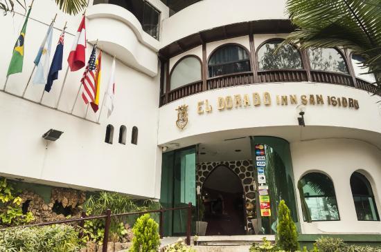 Hotel El Dorado Inn San Isidro