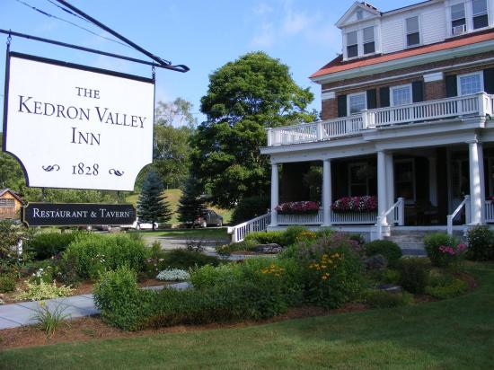 Kedron Valley Inn: Exterior view