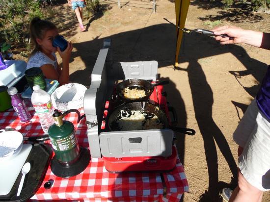 Rancheros de Santa Fe Campground: Great Time