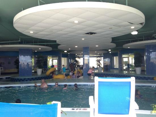 Indoor pools - Picture of Avista Resort, North Myrtle ...