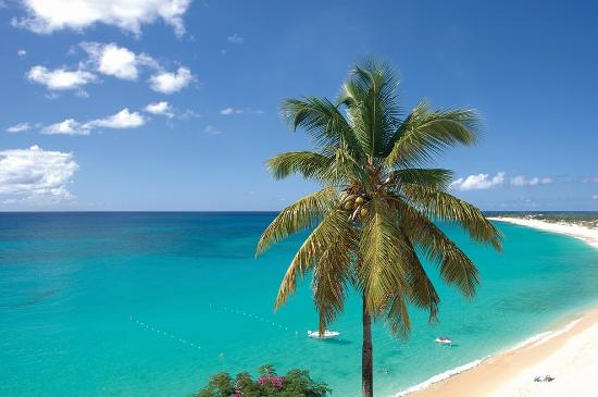 Belmond La Samanna: Beach
