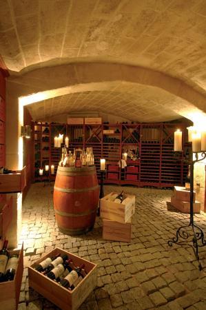 Belmond La Samanna: Wine Cellar