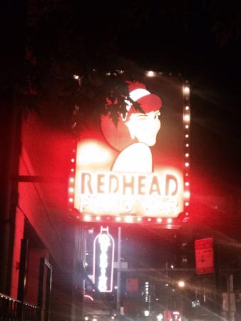 Redhead Piano Bar: photo0.jpg