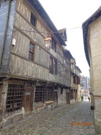 Musée du Vieux Honfleur : Musee du Vieux Honfleur 3