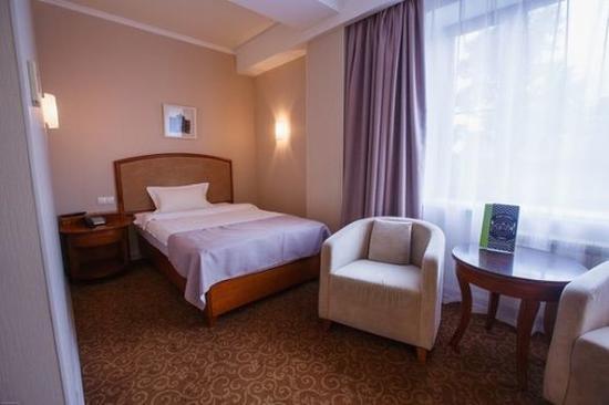Boutique-Hotel Khabarovsk City: Guest room
