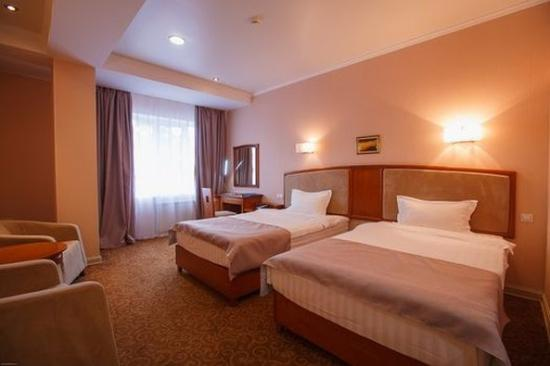 Boutique-Hotel Khabarovsk City: Guest room