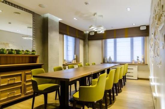 Boutique-Hotel Khabarovsk City: Restaurant