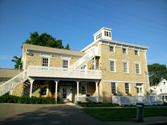 Sherrill, IA: Historically restored building