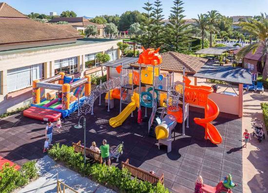 Viva Can Picafort: Playground