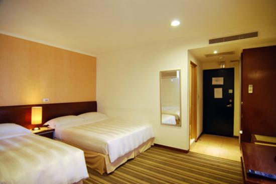 Hong Cheng Sin Business Hotel: Room