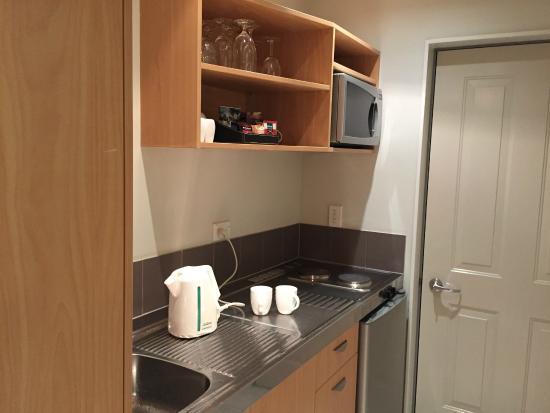 Park View Motor Lodge: Kitchen