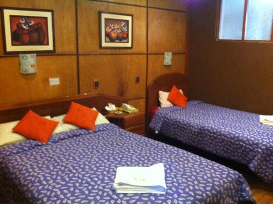 Hospedaje Turistico San Blas: San Blas Hospadaje Cusco - double room 2nd floor