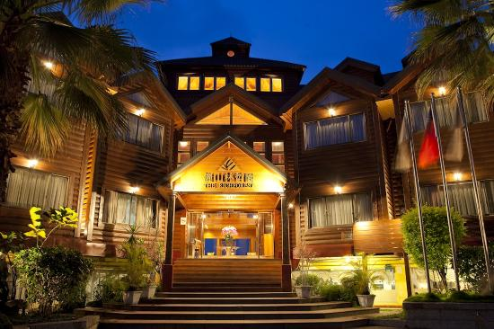 The Richforest Hotel-Sun Moon Lake