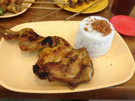 Chicken Butt Picture Of Chicken Deli Bacolod Tripadvisor